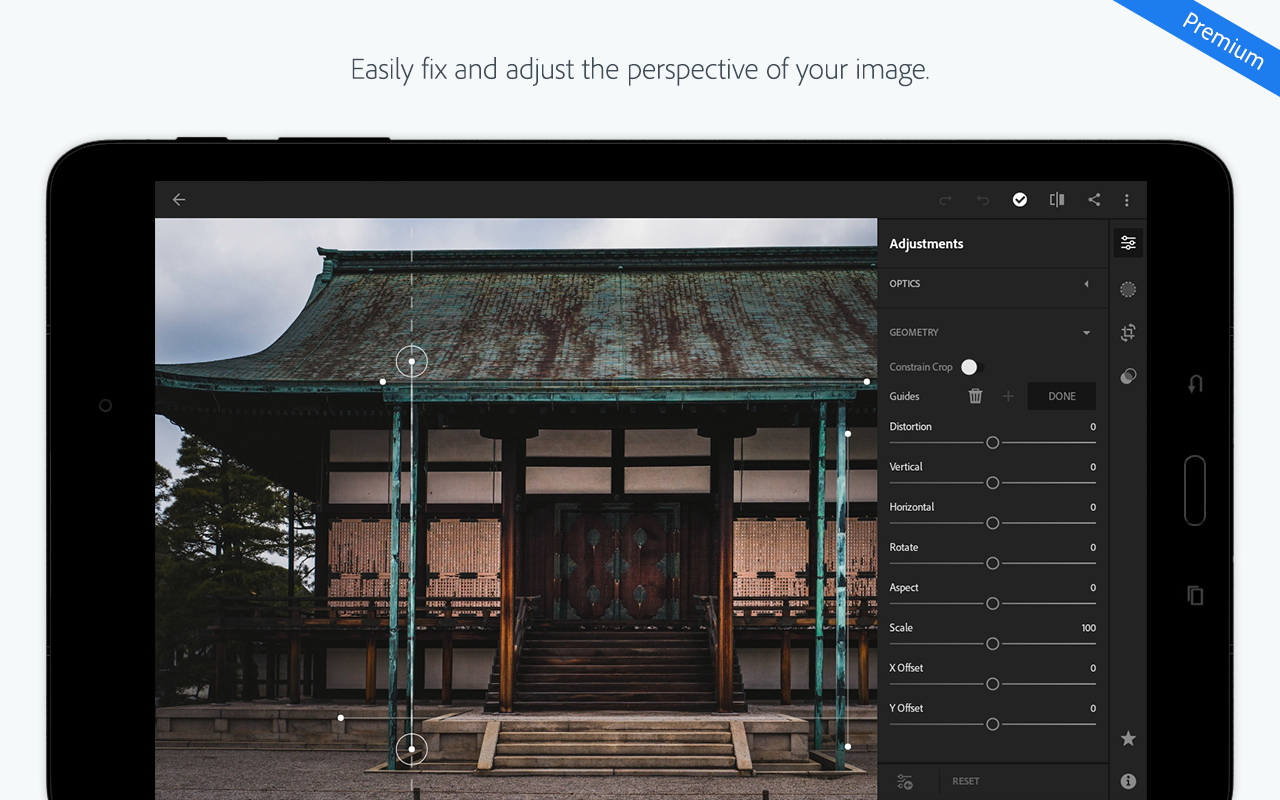Android Adobe Photoshop Lightroom CC Screen 12