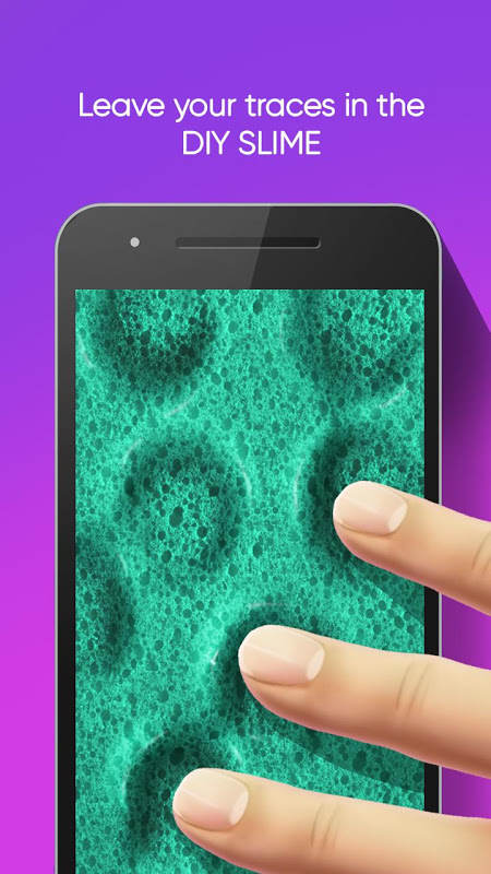 Android Smash Diy Slime - Fidget Slimy Screen 1