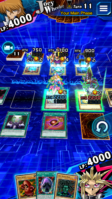Android Yu-Gi-Oh! Duel Links Screen 2