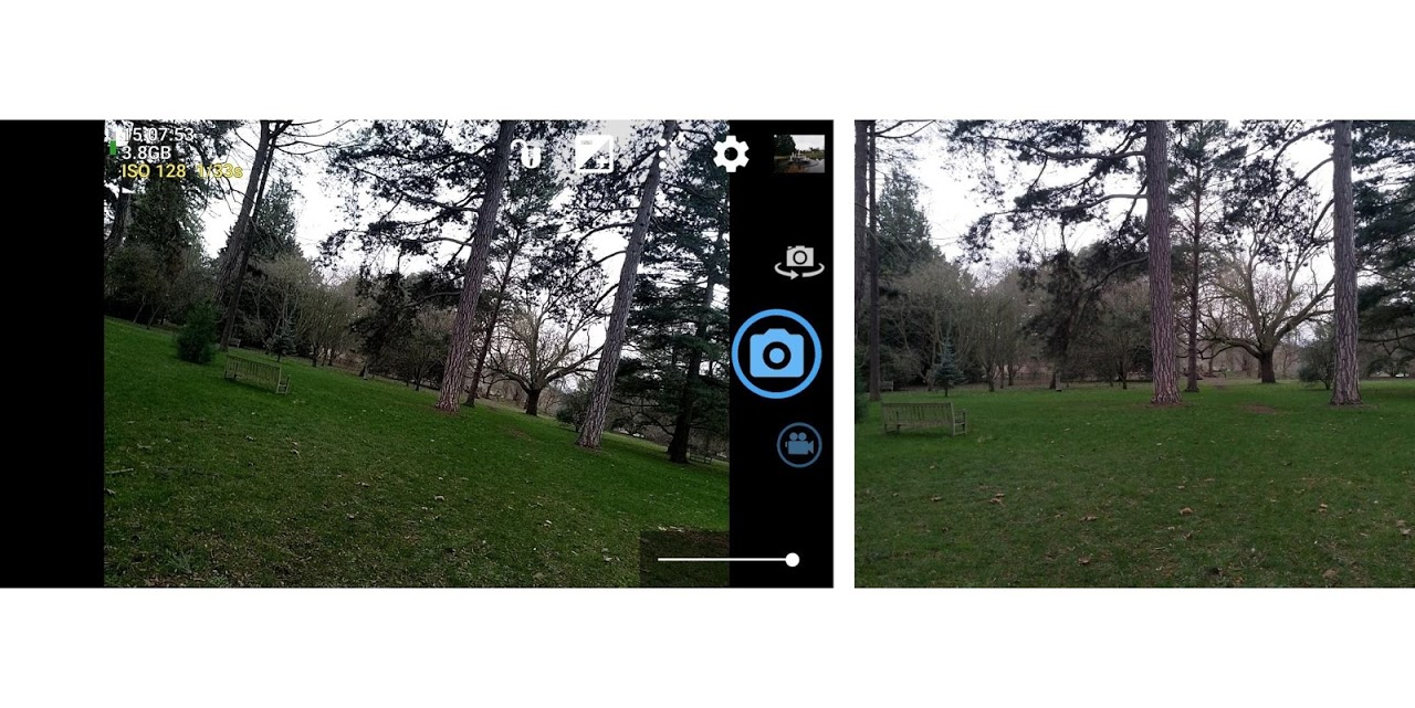 Open Camera 1.46 Screen 2