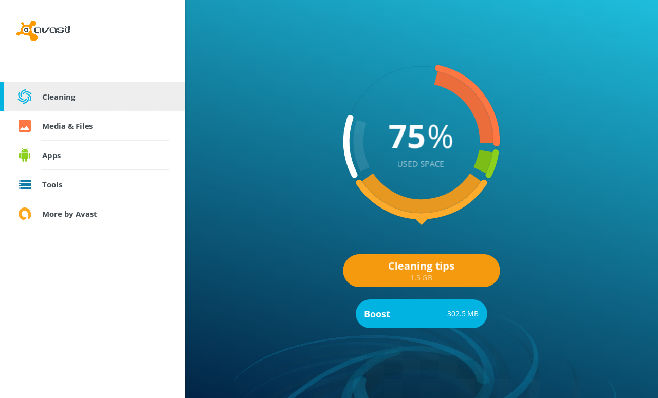 Avast Cleanup 3.0.1 Screen 6