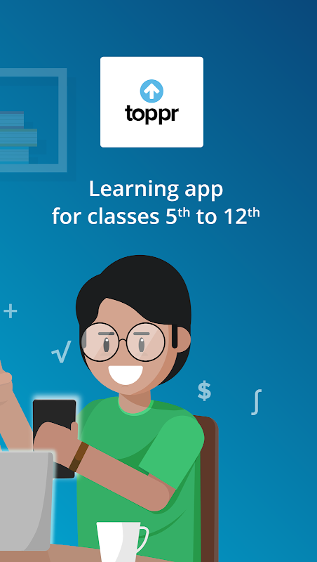 Toppr - Learning app for classes 5th to 12th 6.4.64 Screen 2