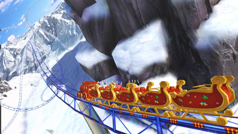 Roller Coaster 3D 1.0.3 Screen 6