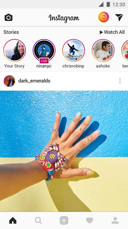 Instagram 55.0.0.0.33 Screen 1