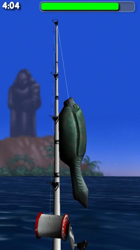 Big Dino Fishing 3D 1.02 Screen 6