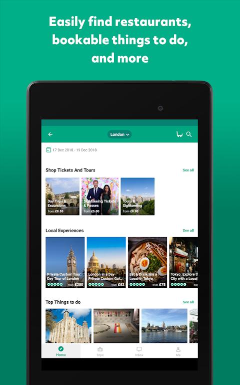 TripAdvisor Hotels Restaurants 32.2 Screen 22
