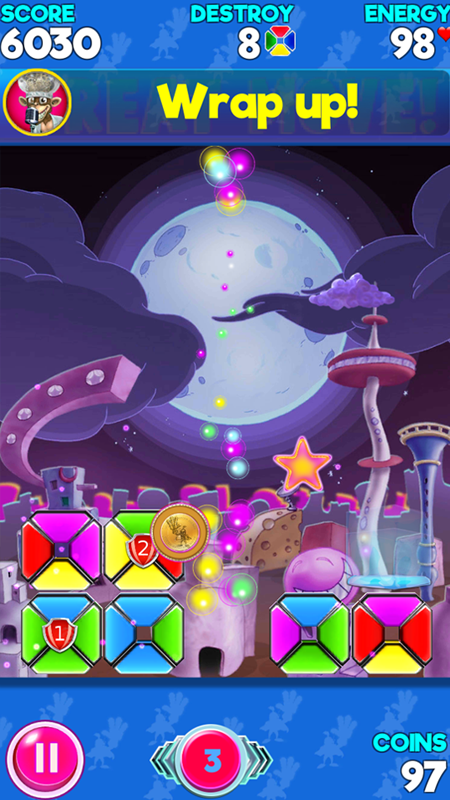 Android Match Manic - Action Blocks Arcade Screen 4