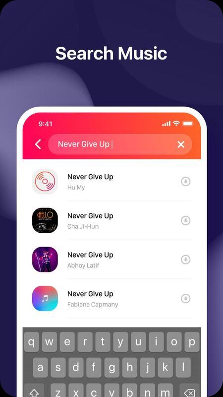 MP3 Music Downloader 1.28 Screen 1