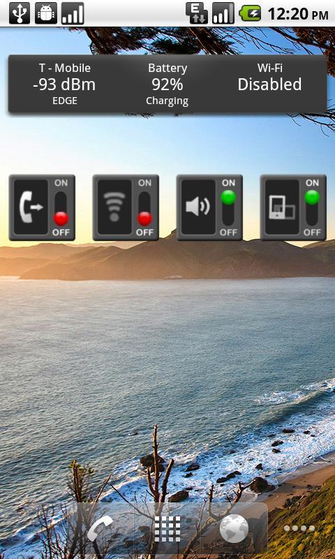 Wifi Widget 1.3.3 Screen 1