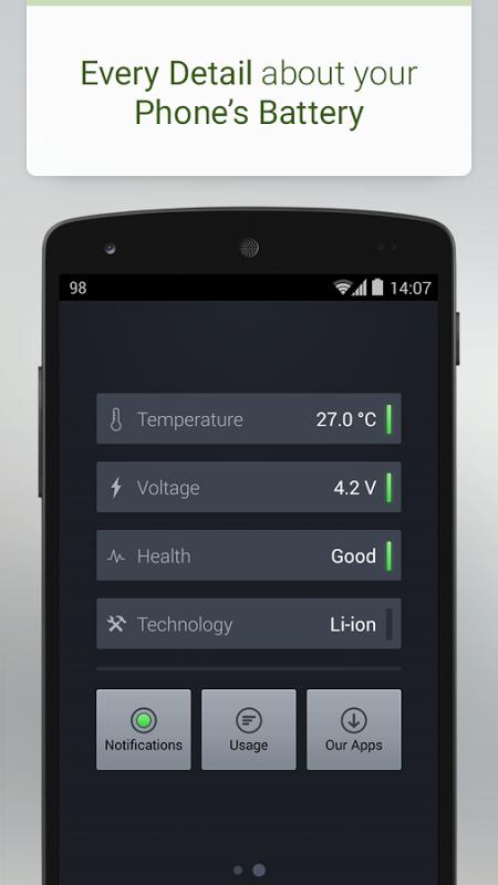 Battery 3.3 Screen 8