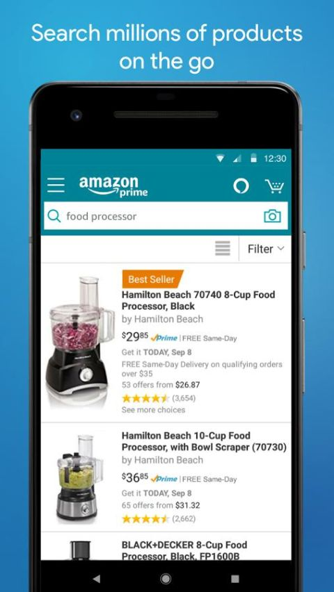 Amazon Shopping 16.4.0.100 Screen 8