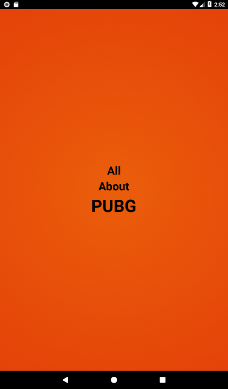Android All About PUBG Screen 8