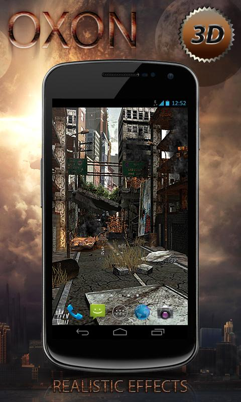 oxon l.w.apocalypse pro apk