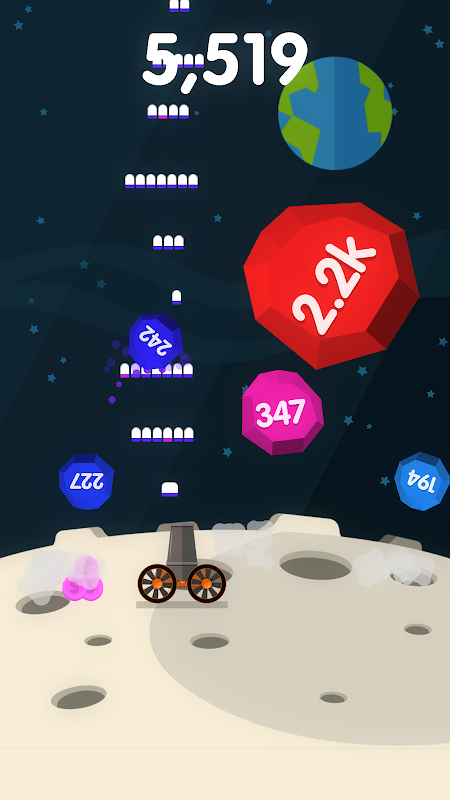 Android Ball Blast Screen 4