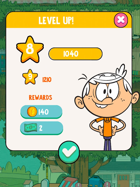 Loud House: Ultimate Treehouse 1.5.1 Screen 9