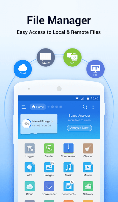 ES File Explorer/Manager PRO 4.1.7.1.25 Screen 16