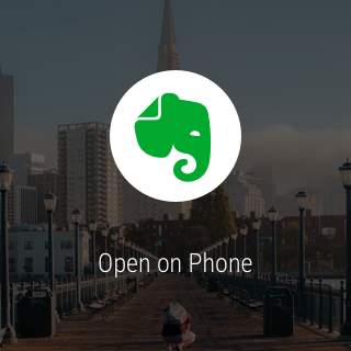 Android Evernote - stay organized. Screen 18