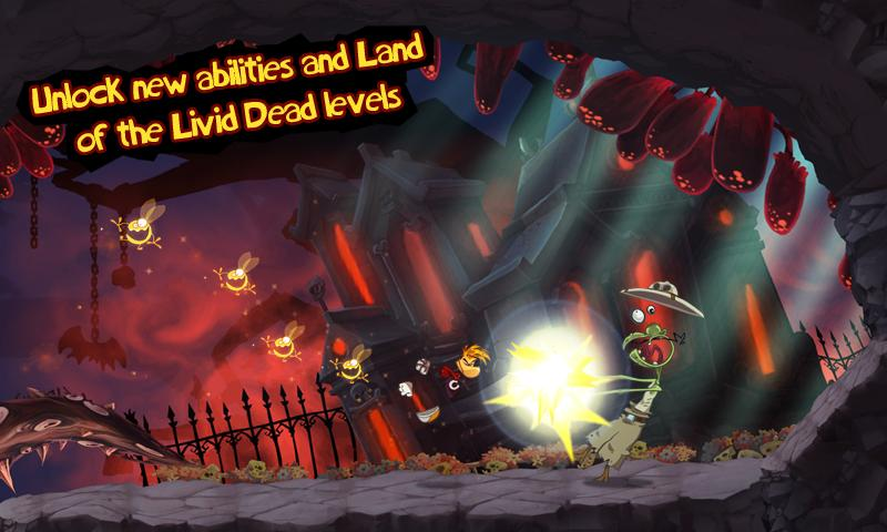 Rayman Jungle Run 2.4.3 Screen 9