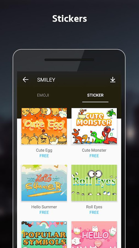 TouchPal Emoji Keyboard 6.1.4.5 Screen 10