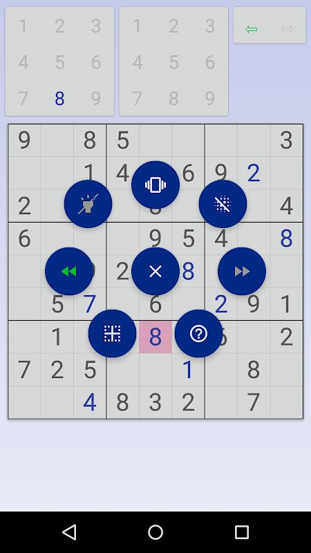 Sudoku: 3 in 1 1.7.3 Screen 5