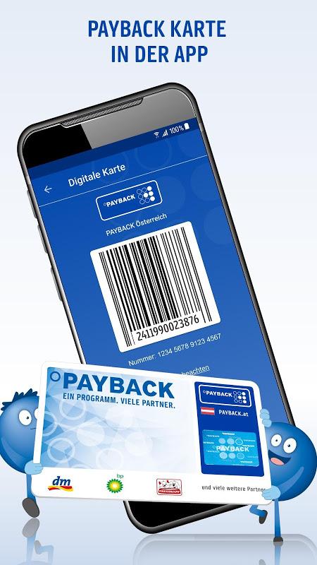 PAYBACK - Das Bonusprogramm mit vielen Partnern 1.4.10150 Screen 2