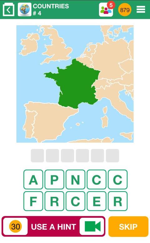 100 PICS Quiz - guess the picture trivia games 1.5.2.3 Screen 1