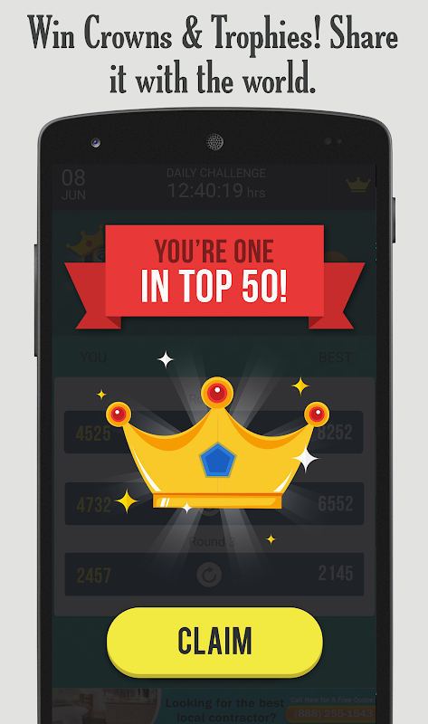 SOLITAIRE Patience - Card Game 7.0.6-minApi18c Screen 2
