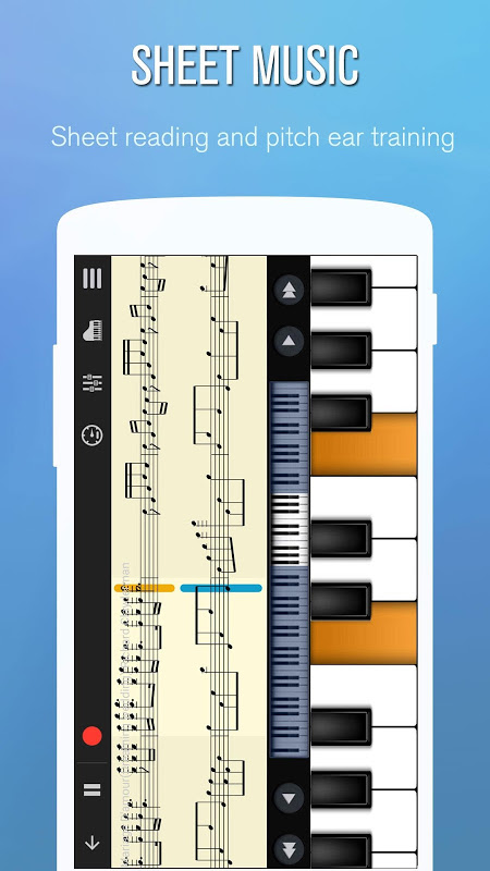 Android Perfect Piano Screen 14
