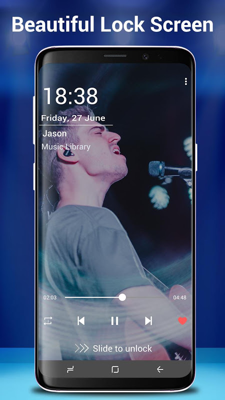 Music Player 3 1 7 APK Download by Leopard V7 | Android APK