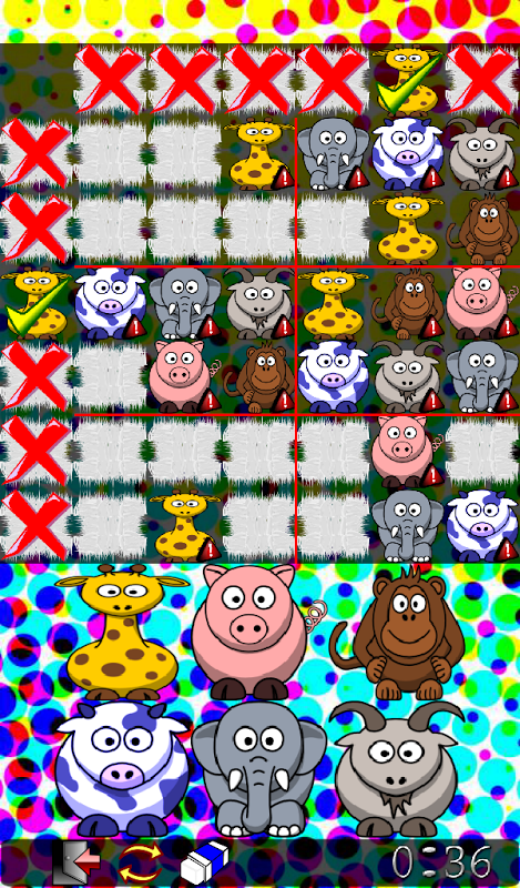 Android Sudoku Frenzy Puzzle Screen 4