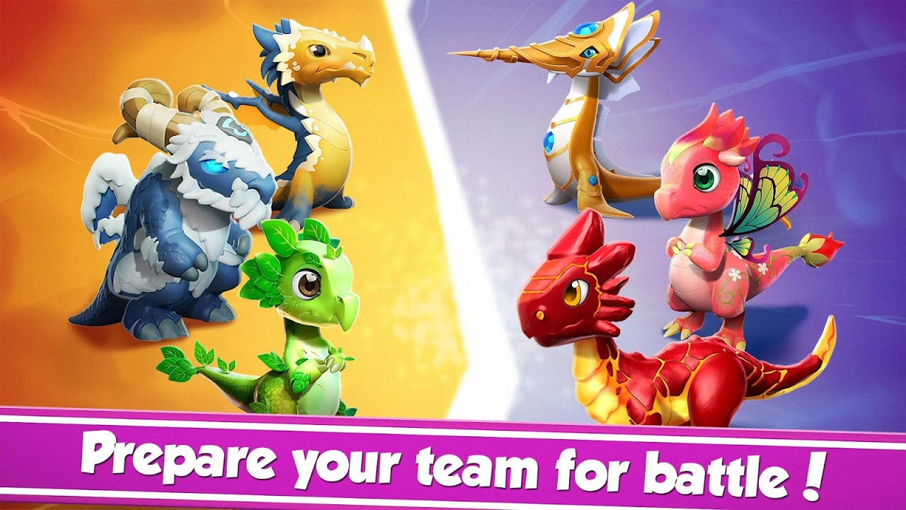 Android Dragon Mania Legends Screen 8