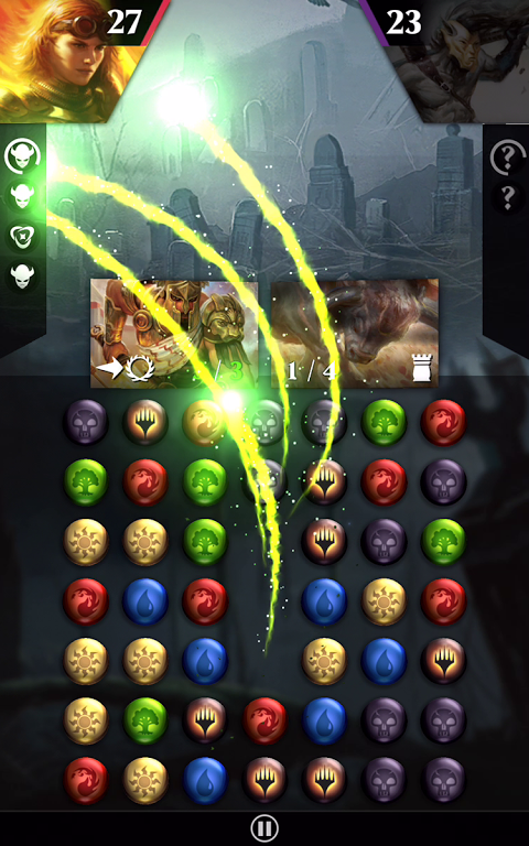 Magic the Gathering Puzzle Quest 1.9.2.14257 Screen 14