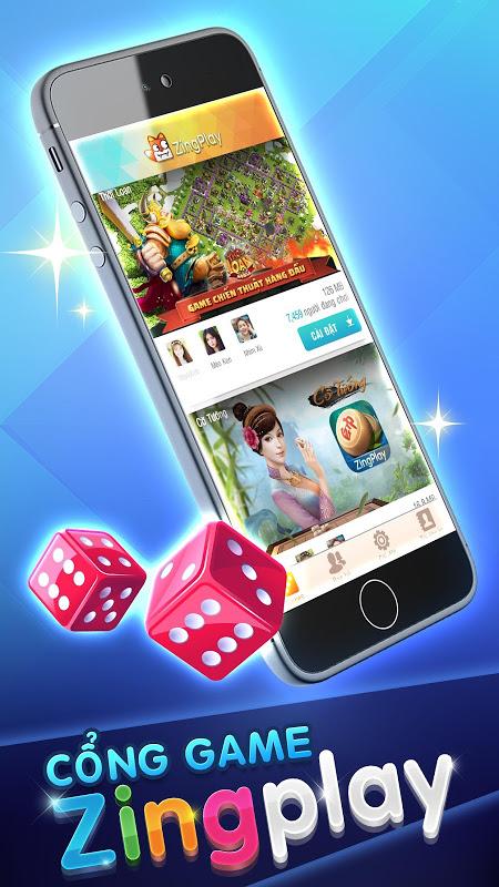 ZingPlay HD - Cổng game - Game Bài - Game Cờ 1.0.1 Screen 4