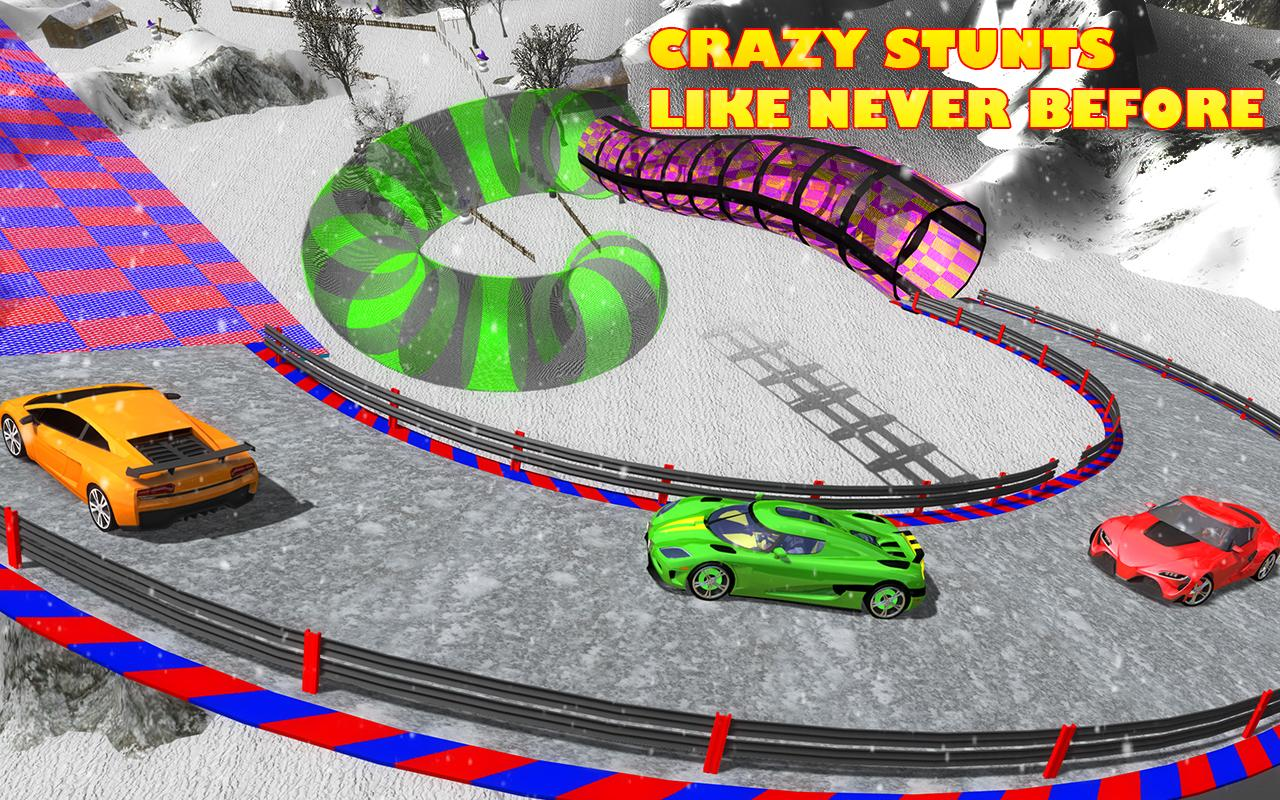 Android Extreme Stunts GT Racing Car Screen 2