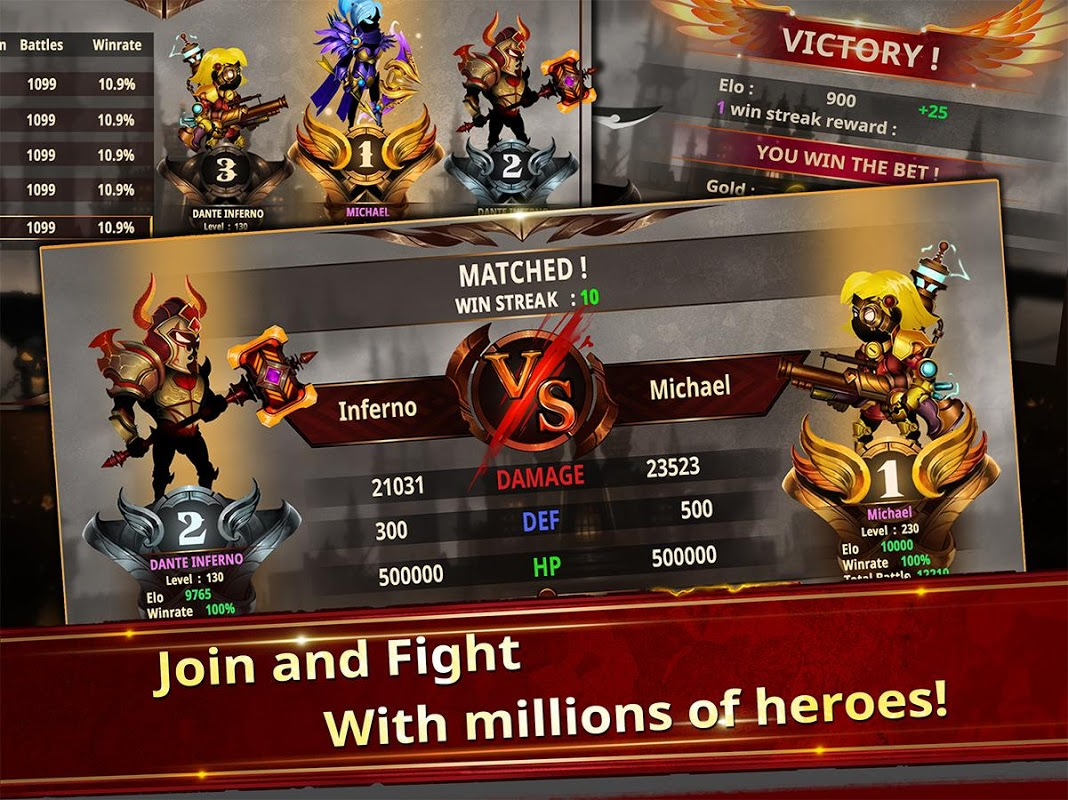 Stickman Legends - Ninja Hero: Knight, Shooter RPG 2.0.2 Screen 4