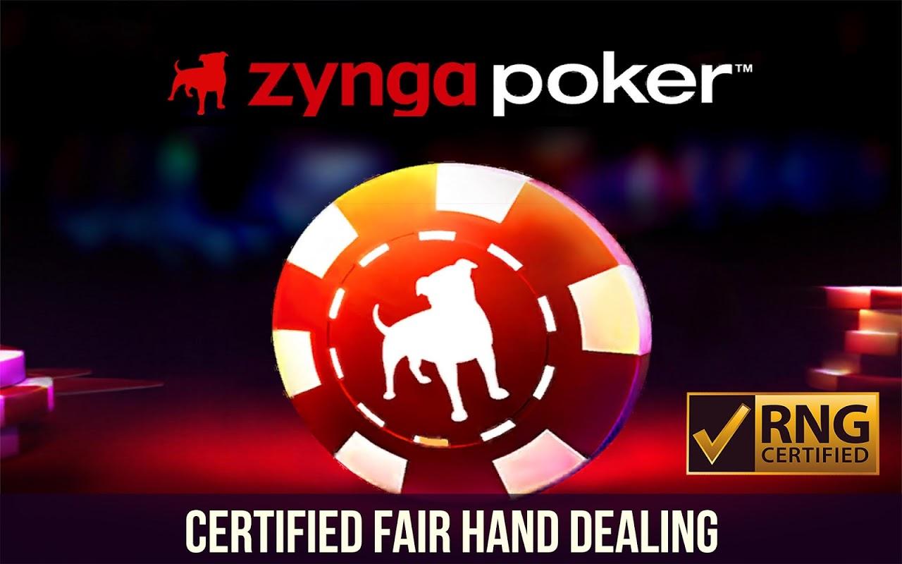 Zynga Poker – Texas Holdem 21.64 Screen 4