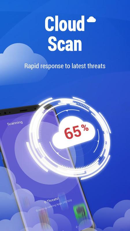 Antivirus Free - Virus Cleaner 8.8.68.00 Screen 2