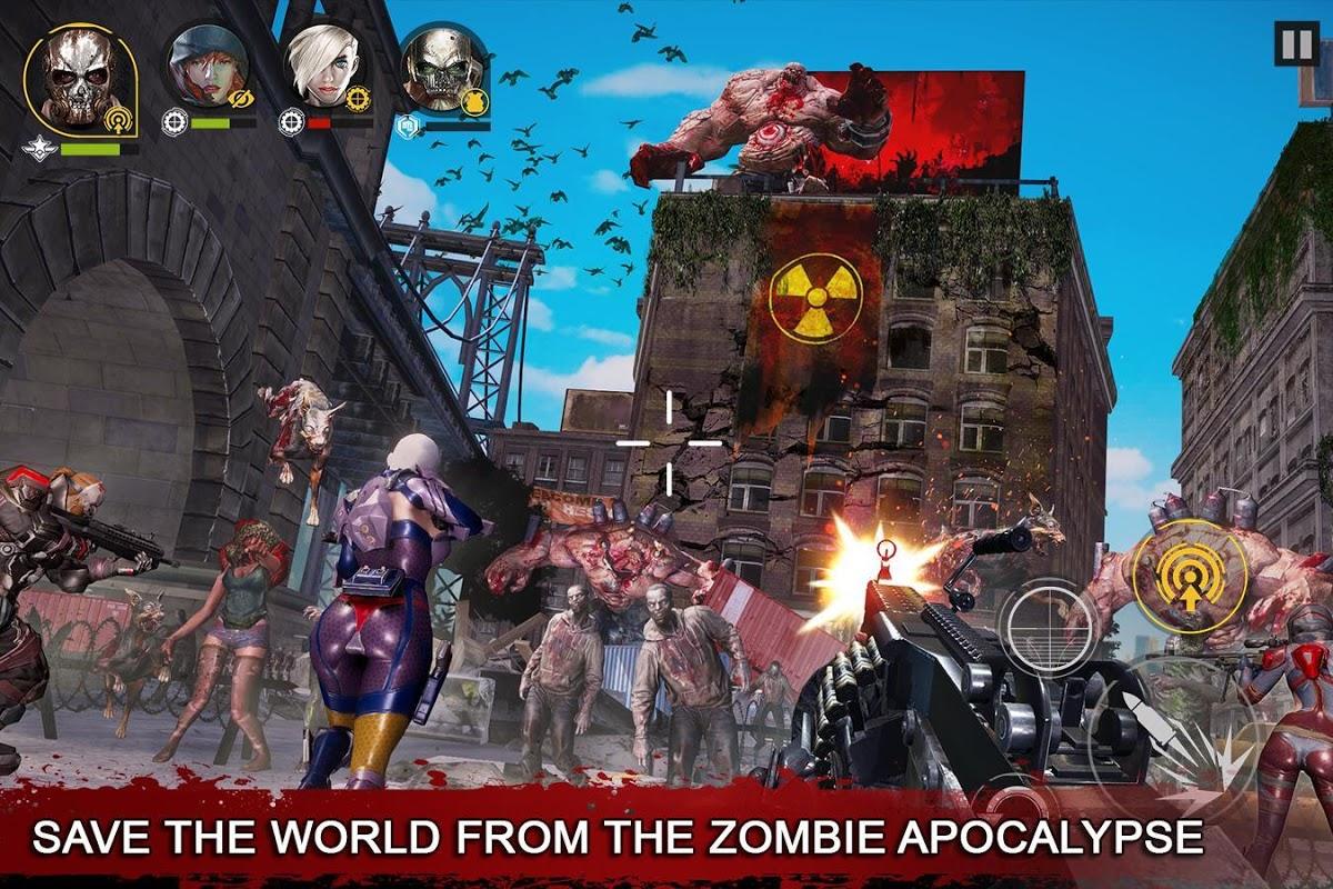 DEAD WARFARE: Zombie 2.9.0.37 Screen 1