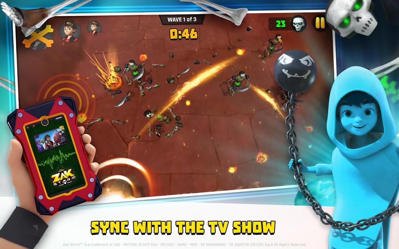 Zak Storm Super Pirate 1.2.4 Screen 3