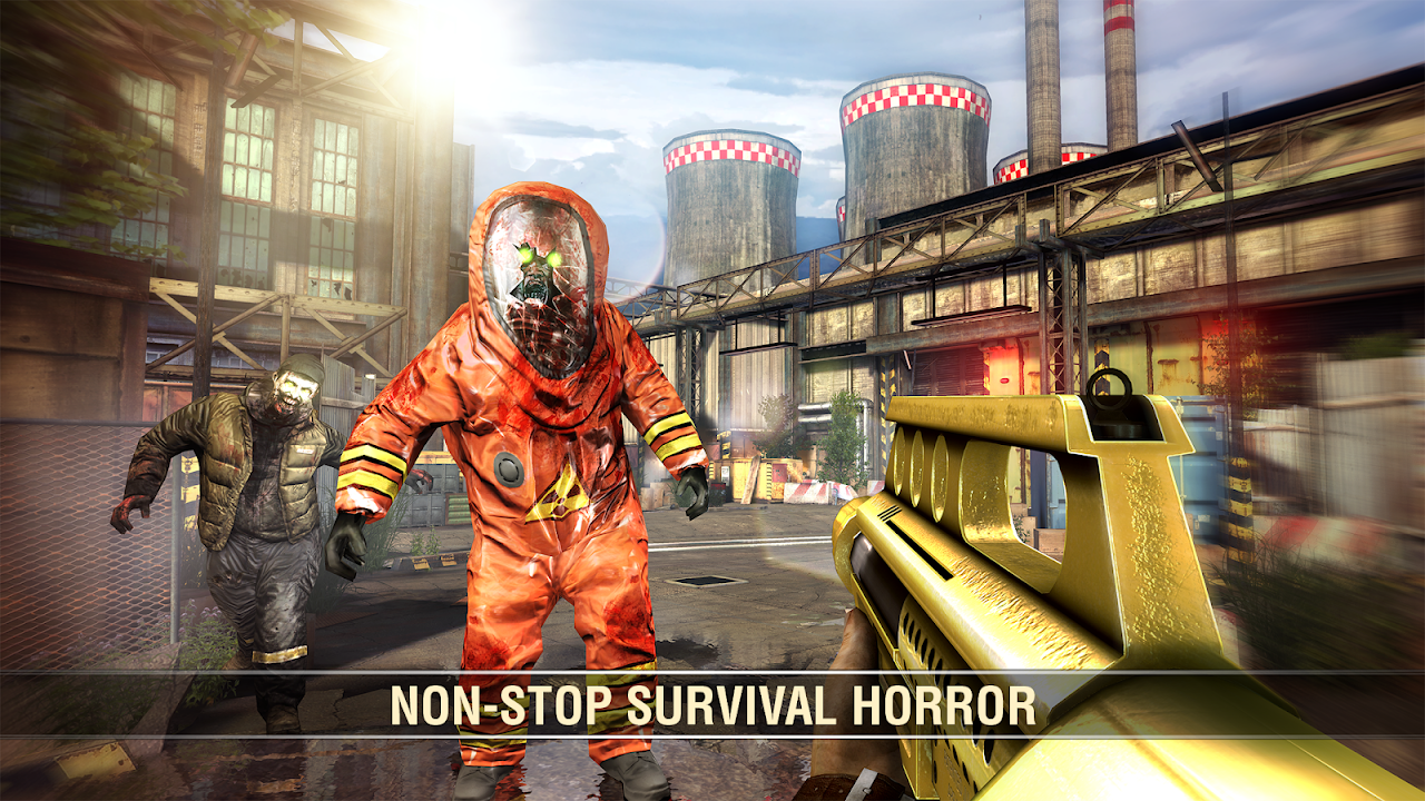 Android Dead Trigger 2: First Person Zombie Shooter Game Screen 14