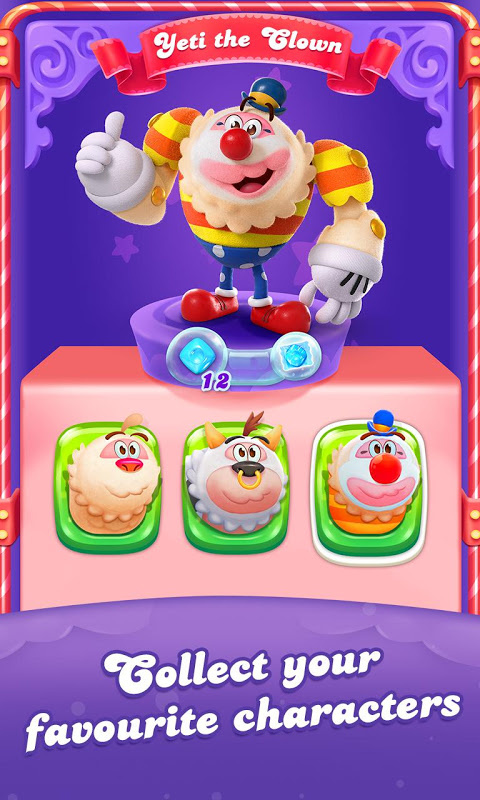 Candy Crush Friends Saga 1.18.10 Screen 3