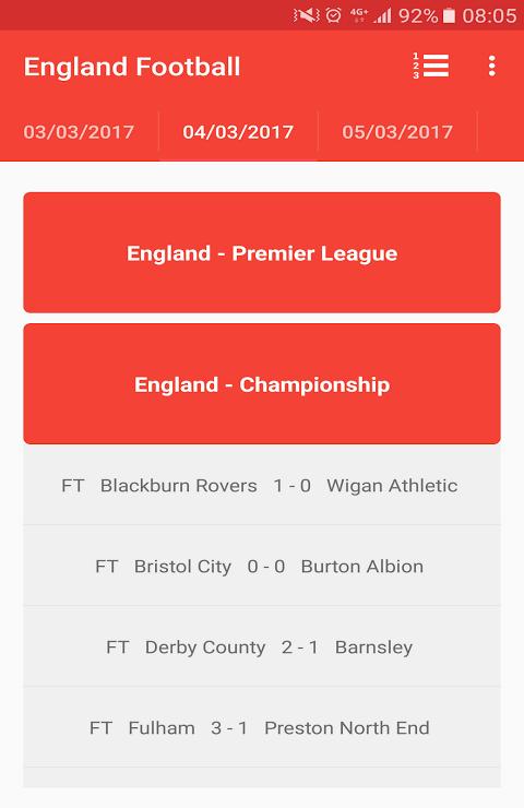 English Premier League 3.0 Screen 11