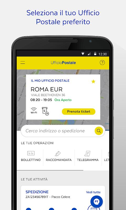 Ufficio Postale 3.5.18 Screen 1