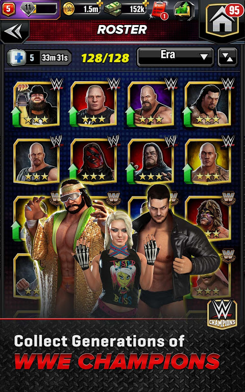 WWE Champions Free Puzzle RPG 0.306 Screen 12