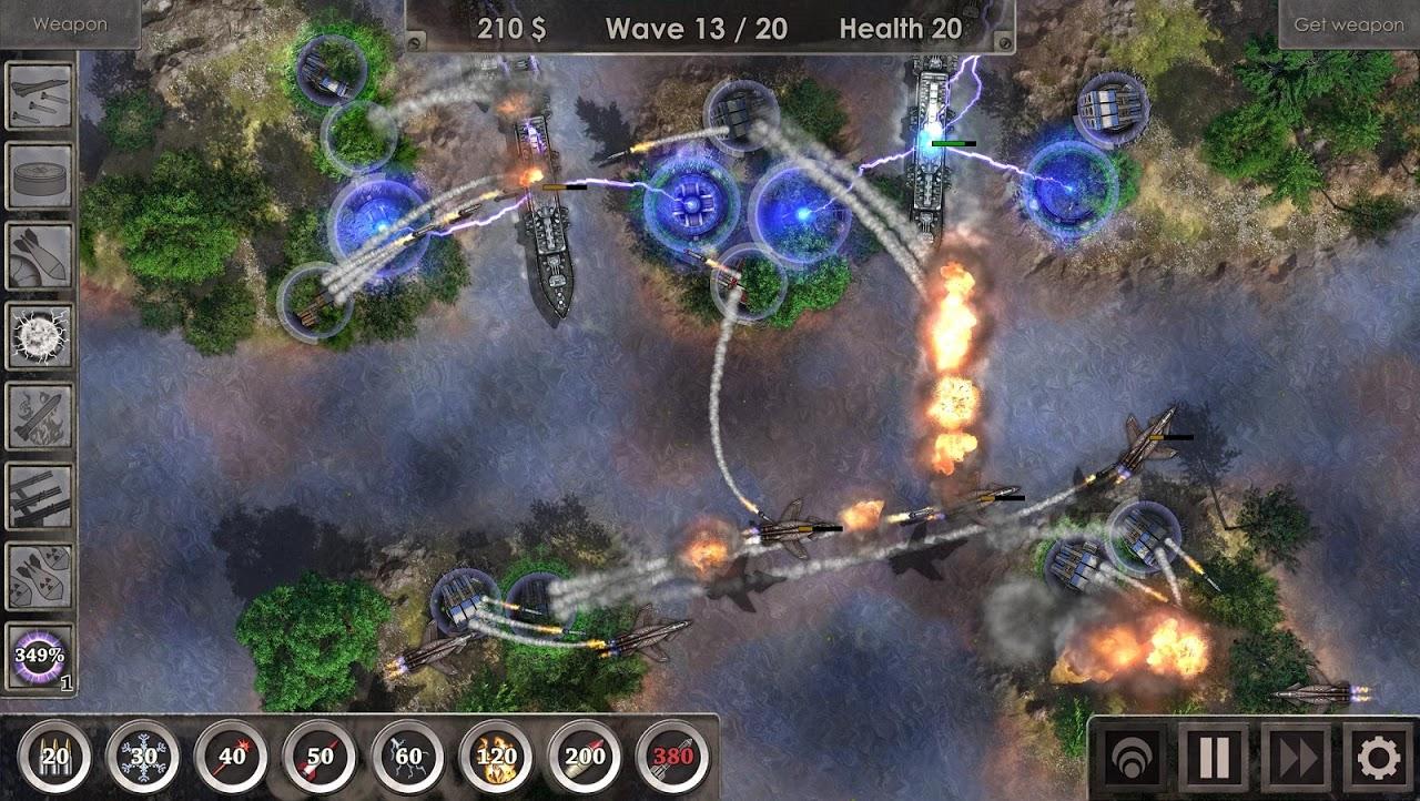 Defense Zone 3 HD 1.2.5 Screen 2