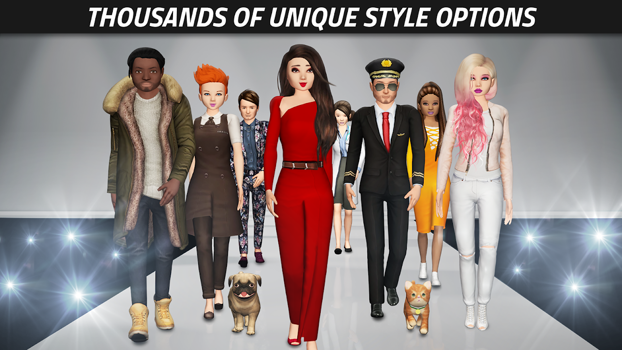 Avakin Life 1.022.09 Screen 4