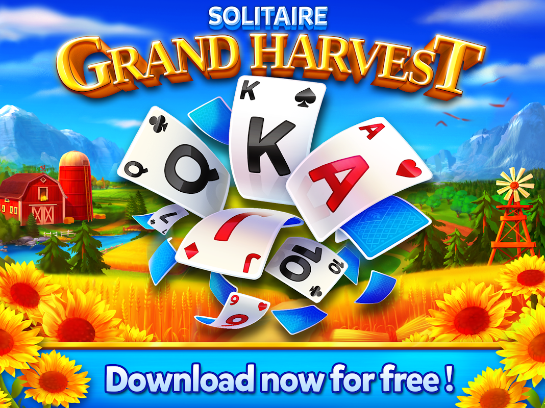 Solitaire - Grand Harvest 1.28.2 Screen 3