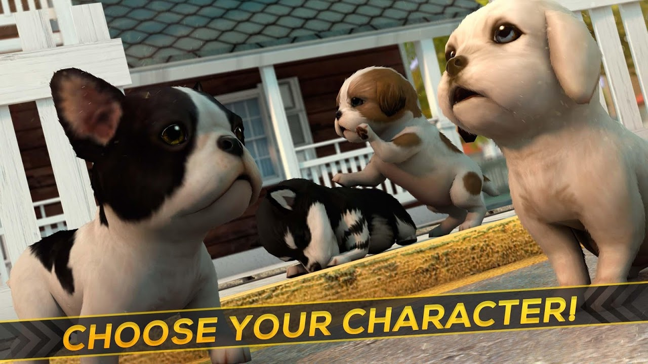 Dog Puppies Run! 1.3.0 Screen 8