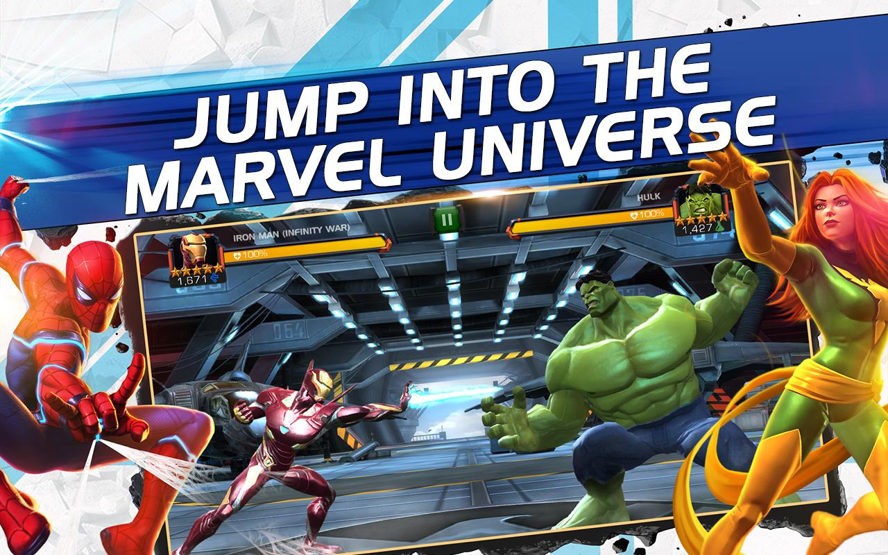 MARVEL Contest of Champions 21.2.0 Screen 5
