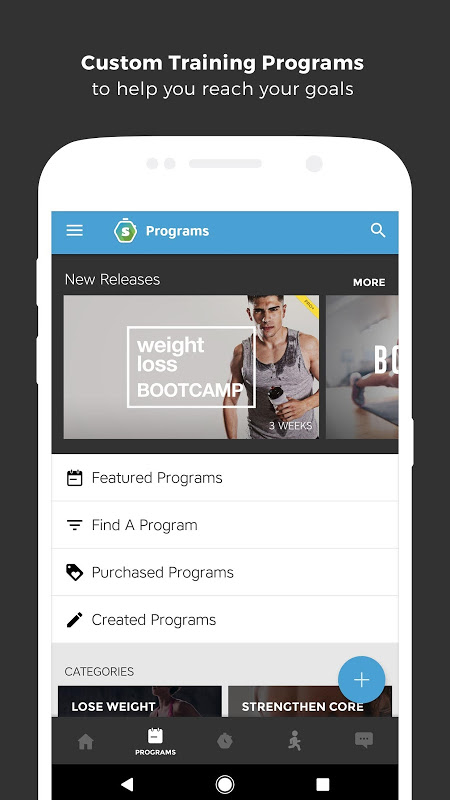 Android Workout Trainer: fitness coach Screen 12